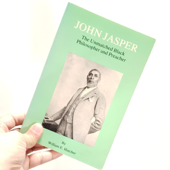 [Vintage] 1985 John Jasper by William E Hatcher